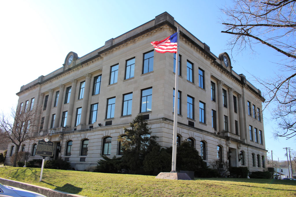 Vermillion County Courthouse